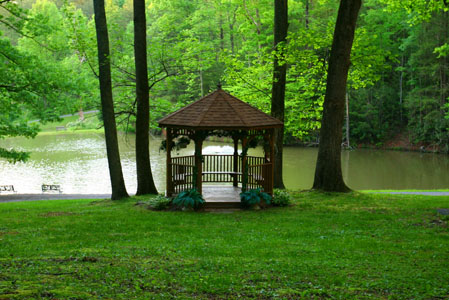 Our Private Fishing Lake | Caney Creek Cabin Rental